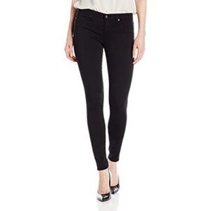 AG Black The Legging Super Skinny Jeans